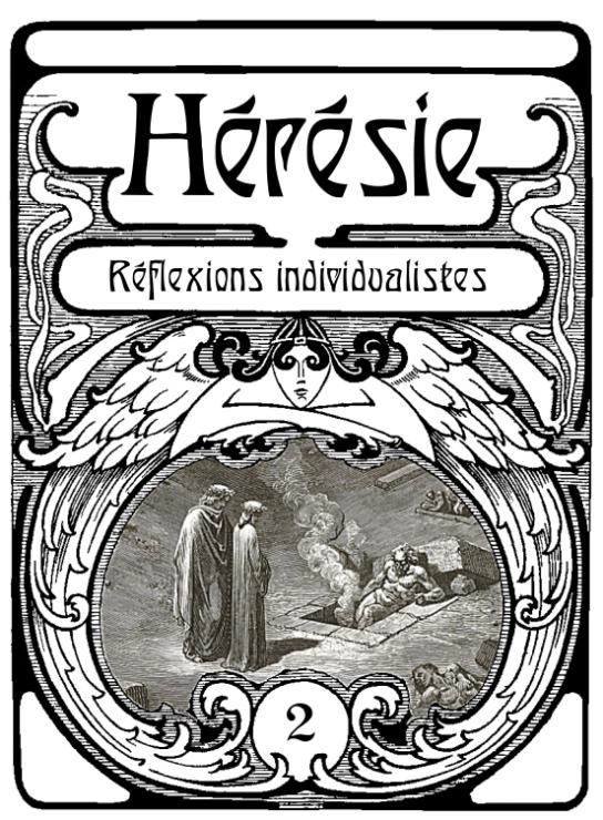 [France] : Sortie d'Hérésie n. 2